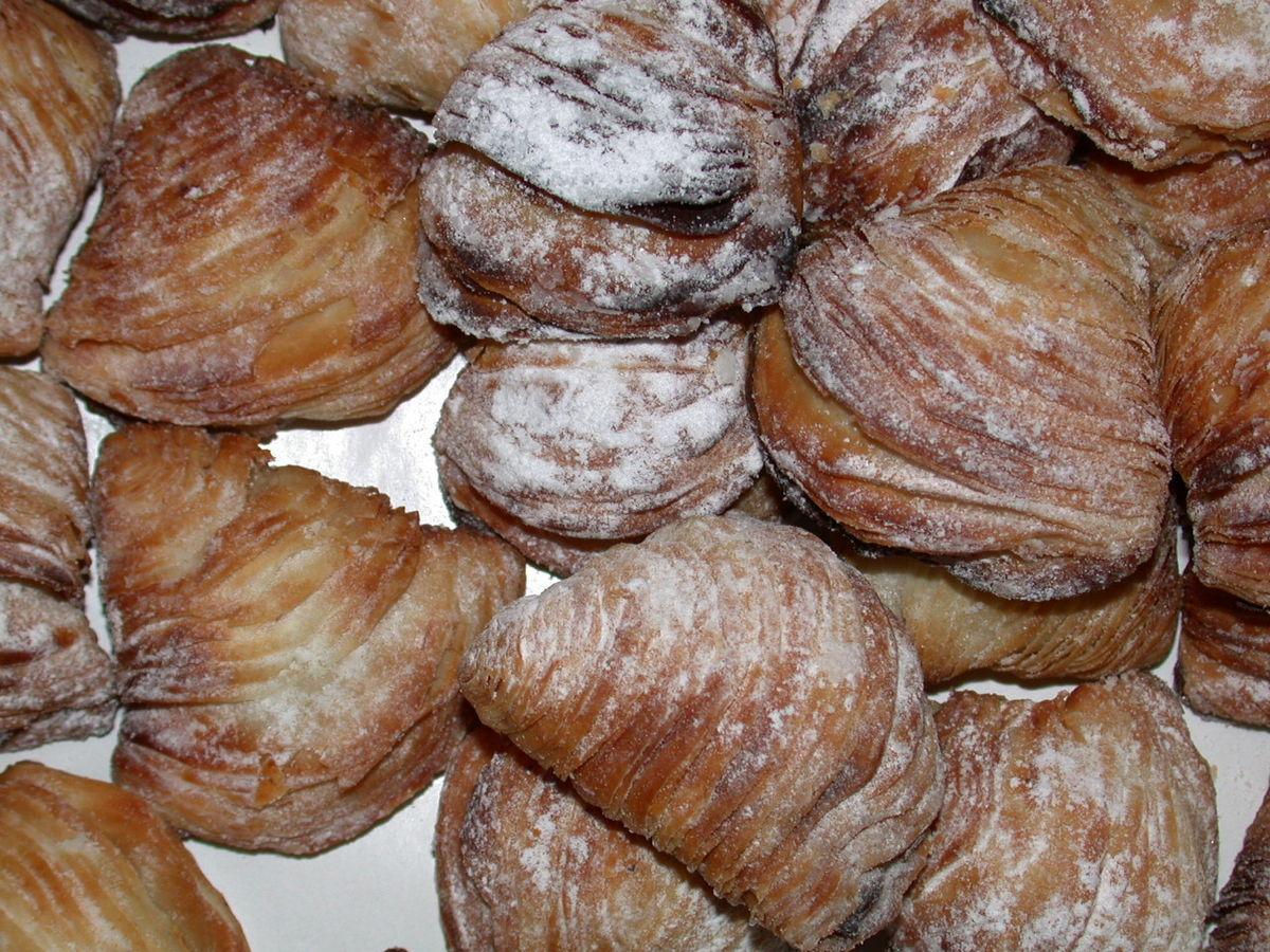 Ricetta Pasta Frolla Wikipedia.Sfogliatella Wikizionario