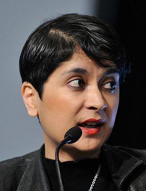 Shami Chakrabarti - Image: Shami Chakrabarti, Southbank Centre, 2014