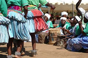 South African People and Culture