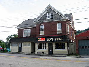 Shanksville, Pennsylvania - Ida's, the town's general store
