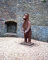 Sheffield Botanical Gardens - The Bear Pit's bear 28-04-06.jpg