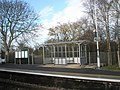 Shelter on the up platform at Bosham Station - geograph.org.uk - 651395.jpg