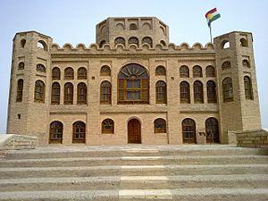 Kalar, Iraq - The Castle