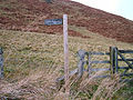 Shillmoor Bridleway Finger Post - geograph.org.uk - 99594.jpg