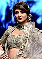 Shilpa Shetty at the Lakme Fashion Week 2018.jpg