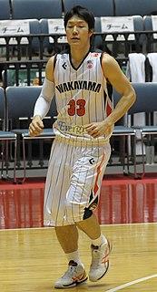Shingo Utsumi Japanese basketball player