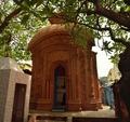 Shiva Mandir - South Facade - 48 Raj Narayan Roy Choudhury Ghat Road - Howrah 2014-06-15 5117-5118 Archive.TIF