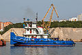 Shlyuzovoy-60 on Khimki Reservoir 6-jun-2014 09.jpg