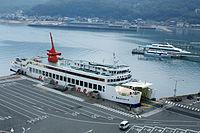 Tonosho Port (Kagawa, Japan)