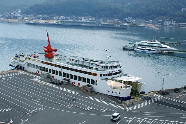 Tonosho Japan  city images : ... No.1