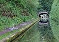 Shropshire Union Canal cutting near Gnosall, Staffordshire - geograph.org.uk - 1387749.jpg