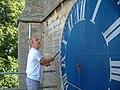 Sibsey Parish Clock - geograph.org.uk - 635678.jpg