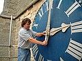 Sibsey Parish Clock - geograph.org.uk - 635679.jpg