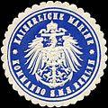 Siegelmarke Kaiserliche Marine - Kommando S.M.S. Berlin W0224498.jpg