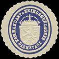 Siegelmarke Kommandant des Kriegsgefangenenlagers Darmstadt W0346818.jpg