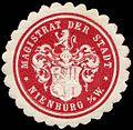 Siegelmarke Magistrat der Stadt - Nienburg an der Weser W0232254.jpg