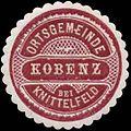 Siegelmarke Ortsgemeinde Kobenz bei Knittelfeld W0383676.jpg