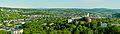 Siegen Panorama 1, Das Blick von der Universität - panoramio.jpg