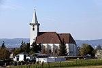 Catholic parish church, on All Saints' Day