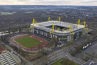 Stadion Rote Erde - Wikipedia