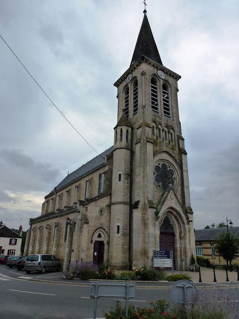 Signy-l'Abbaye (Ardennes) église Saint-Michel.JPG