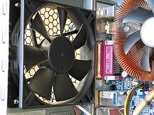 how to turn fan speed down pc