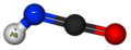 Silver (I) isocyanate3D.png
