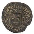 Silvermynt tvåöring från 1573 - Skoklosters slott - 109199.tif