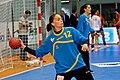 Silvia Navarro - Jornada de las Estrellas de Balonmano 2013 - 01.jpg