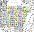 Simeon DeWitt Twenty Townships c.1792.png