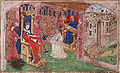 Simon de Hesdin presents his translation of Valerius Maximus' 'Facta et dicta memorabilia' to Charles V, king of France.jpg