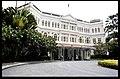 Singapore - Raffles Hotel Entrance-2and (4458040273).jpg