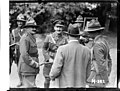 Sir Thomas MacKenzie with New Zealand officers in France during World War I (21649778422).jpg