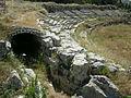 Siracusa, neapolis, anfiteatro romano 01.JPG