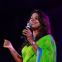 Sithara at Bahrain Keraleeya Samajam Program.jpg