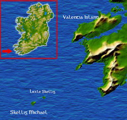 Скеллиг майкл магия недоступного острова.
