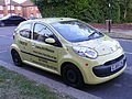 Slimming World Whetstone Citroën branded car 2.JPG