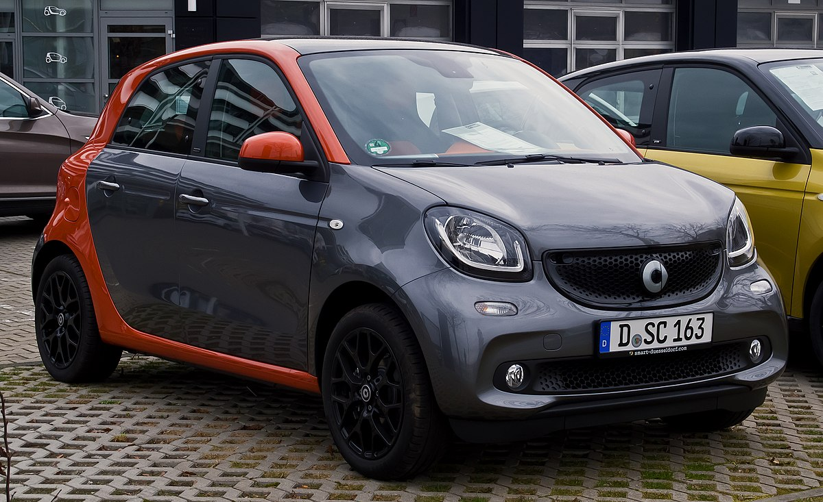 smart forfour w453 wikipedia. Black Bedroom Furniture Sets. Home Design Ideas