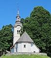 Smrečje Vrhnika Slovenia - church.JPG