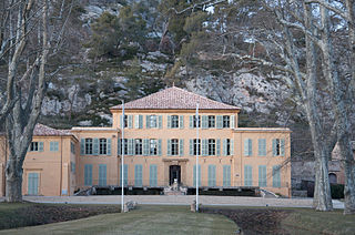 Le Tholonet Commune in Provence-Alpes-Côte dAzur, France