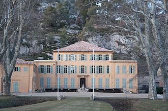 Le Tholonet - Société du Canal de Provence