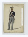 Soldier in uniform - Blue jacket with red and yello accents, grey pants (NYPL b14896507-85548).tiff