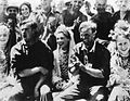 Soldiers of the SS Division 'Leibstandarte Adolf Hitler 'on a holiday with Ukrainian girls.jpg