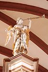 Solms - Kloster Altenberg - ev Kirche - Orgel - Prospekt 7.JPG