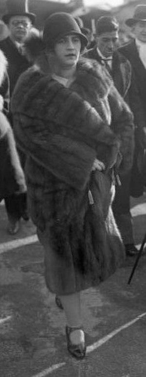 Soraya Tarzi - Queen Soraya Tarzi in Berlin in 1928.
