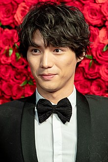 Sota Fukushi at Opening Ceremony of the Tokyo International Film Festival 2018 (01).jpg