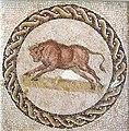 Sousse mosaic bull.JPG
