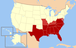 Secession in the United States - Simple English Wikipedia, the free ...