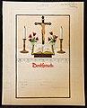 Souvenir de confirmation peint Phalsbourg 1947.jpg