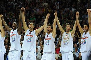 Jugadores de la selección española de baloncesto (Mundial 2014)